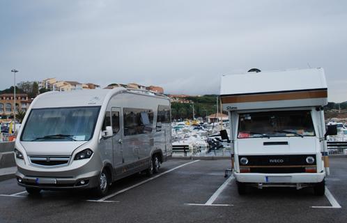 six fours eco chos a l 39 heure des campings cars. Black Bedroom Furniture Sets. Home Design Ideas