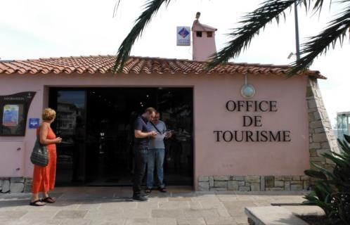 Fermeture et r am nagement de l 39 office de tourisme de sanary - Office de tourisme du var ...