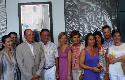 Bandol Inauguration De L Espace Culturel Paul Ricard
