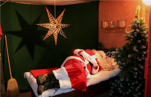 La Maison Du Pere Noel.Six Fours J Ai Visité La Maison Du Père Noel
