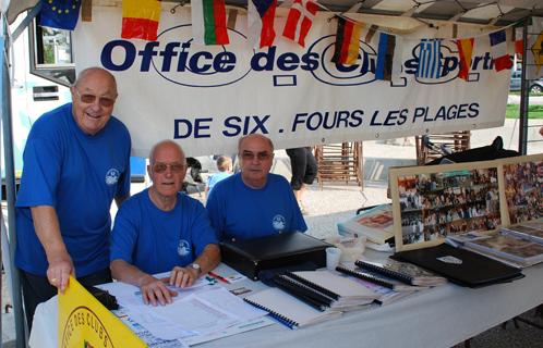 Le forum des associations de six fours les plages - Office de tourisme six fours les plages ...