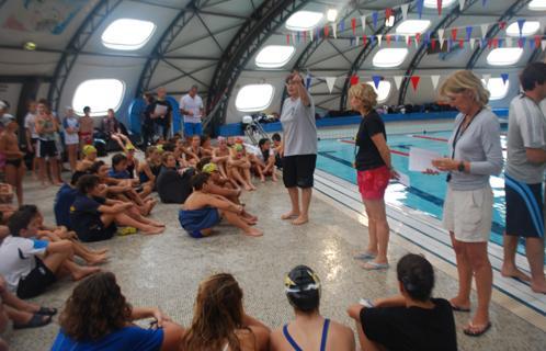 Six fours unss les nageurs de font de fillol se sont - Piscine municipale hyeres ...