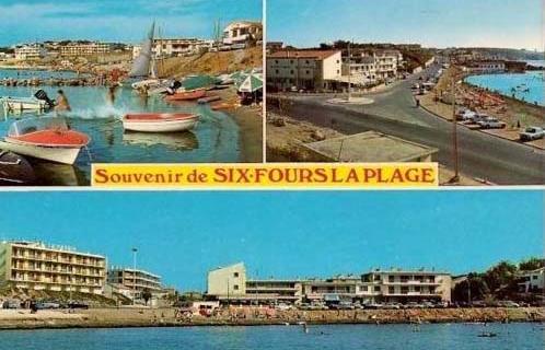 Petite histoire il y a 40 ans six fours la plage for Horaire piscine six fours