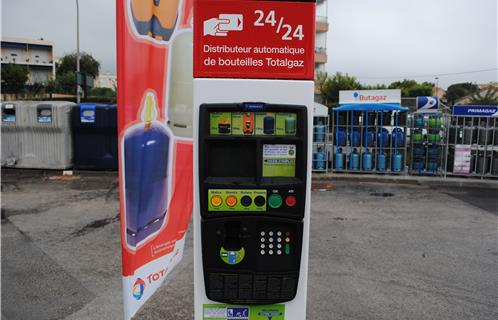 Eco echos intermarch six fours lance le distributeur - Bouteille de gaz intermarche ...