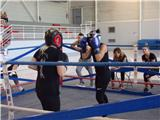 Open Door Boxing Ladies Day : la boxe, c'est fun