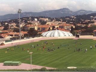 Stade Antoine Baptiste à La Coudoulière à Côté De La Piscine Municipale.
