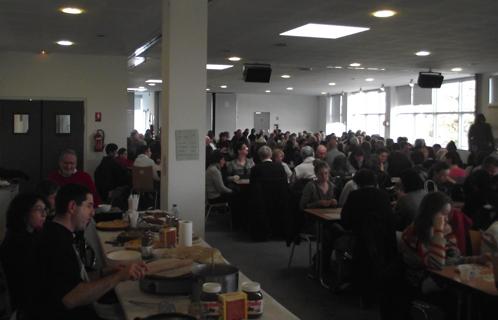 vie associative salle comble 224 la salle scarantino pour six fours handisport