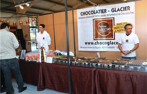 Sanary salon du vin du chocolat et de la gastronomie for Salon vin bordeaux