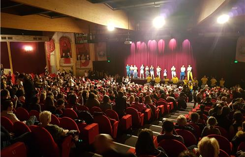 salle spectacle sanary