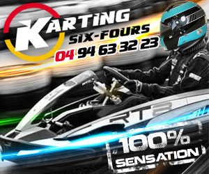 Karting Six Fours les Plages.