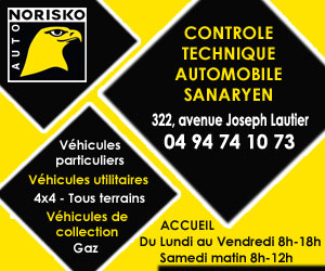Norisko, controle technique automobile sanaryen.