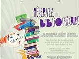 Sanary : Réservez un bibliothécaire !